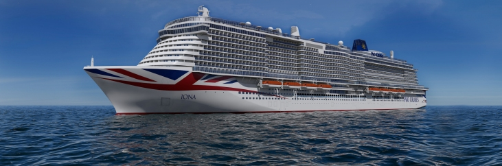 "P&O Cruises extends ""pause of operations"" until May 15"