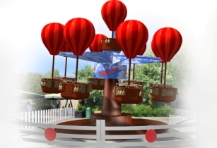 Up, up & away with new Thomas Land addition at Drayton Manor