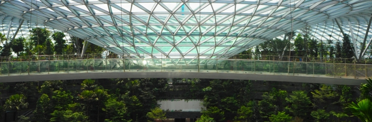 Jewel Changi shows the sky's the limit when its comes to layovers
