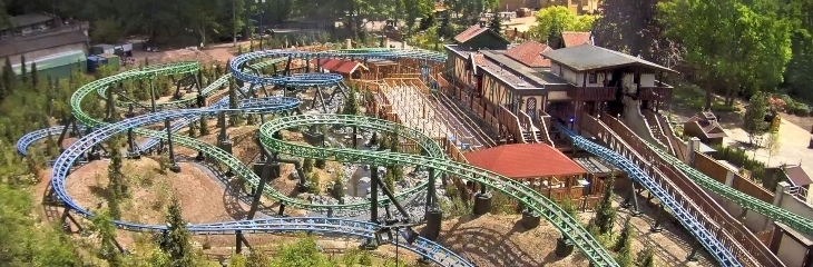 Efteling unveils the new Max and Moritz roller coaster