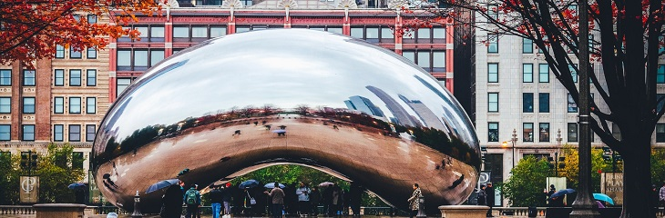 Chicago welcomed more than 57.6 mn visitors in 2018