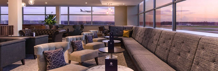 No1 Lounges reveals new lounge at Edinburgh Airport