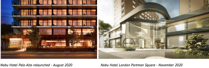 Nobu Hospitality strengthens trade partnerships with launch of Master Chain Code