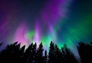 Ski under the Northern Lights this winter with Ski Solutions