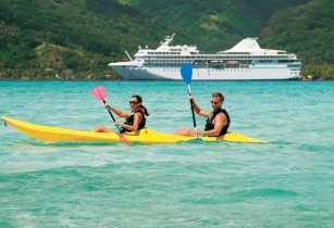 Christmas offer from Paul Gauguin Cruises