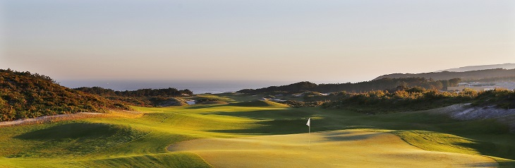 Praia DEl Rey Marriott Golf Portugal West Cliffs