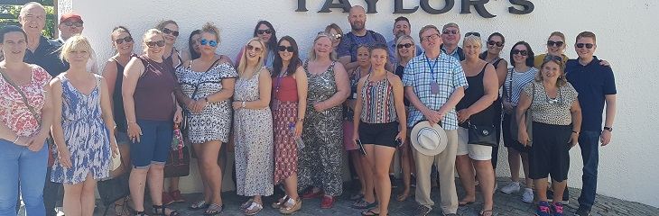 Riviera Travel takes 24 agents to experience 'Douro Valley to Lisbon' tour