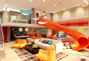 Royal Caribbean unveils 'Ultimate Family Suite' for Symphony of the Seas
