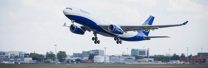 RwandAir begins new routes to Guangzhou and Tel Aviv