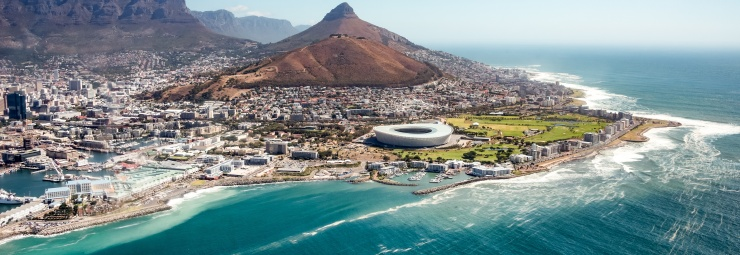 The South African Tourism Board highlights upcoming events