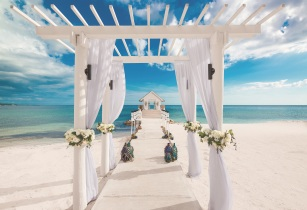 New destination wedding service from Sandals & Beaches