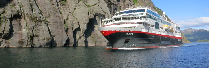 Hurtigruten launches new 2021 expedition from Dover