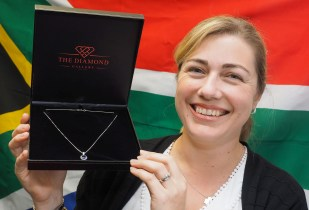 Dazzling Diamond WTM giveaway with South African Tourism