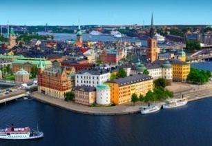 Take in the Eurovision city of Stockholm this summer with Taber Holidays