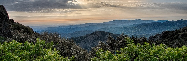 Troodos Mountains Cyprus Tourism