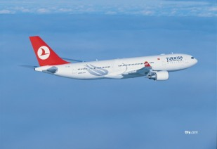 Turkish Airlines extends weekly Edinburgh-Istanbul flights