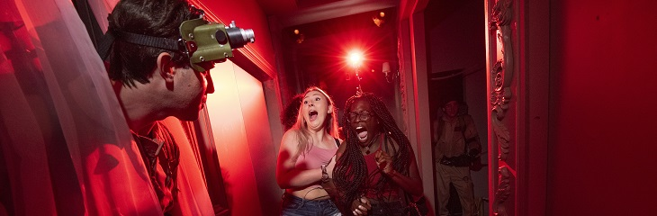 Halloween Horror Nights now open at Universal Orlando