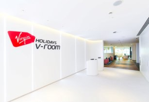New v-room at Gatwick from Virgin Holidays