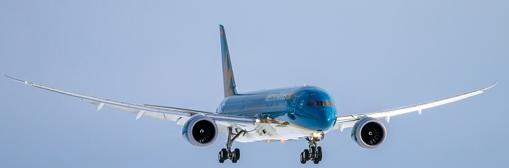 Vietnam Airlines introduces free advanced seat selection