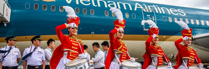 Vietnam Airlines offering 15% off on Hanoi - Moscow route