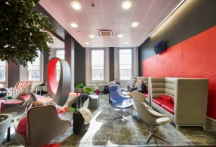 Virgin Trains opens First Class Lounge at King's Cross