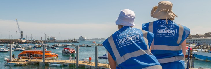 VisitGuernsey prioritises cruising & tours after cinematic success