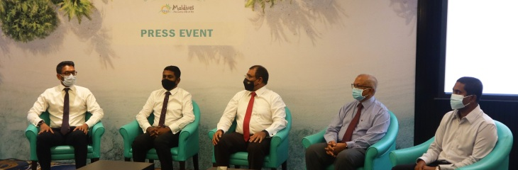 Visit Maldives and Ministry of Tourism launch 'I'm Vaccinated' campaign