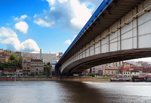 architecture belgrade bridge 533894 WTM