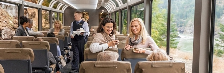 Rocky Mountaineer launches 2022 holiday packages