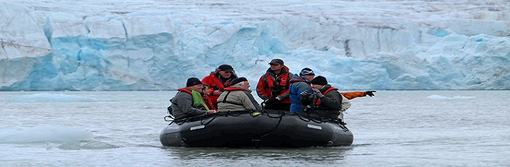 G Adventures announces 2022 Arctic Expedition dates