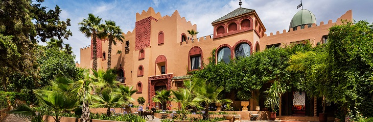 Kasbah Tamadot launches an 'Authentically Berber Experience'