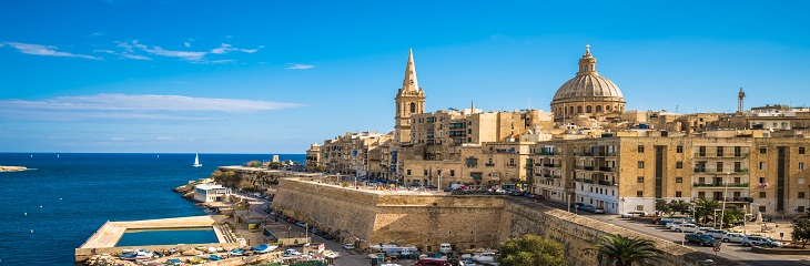 Malta to welcome back vaccinated British travellers from June 1