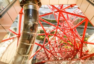 'Slide' on down to the ArcelorMittal Orbit January sale