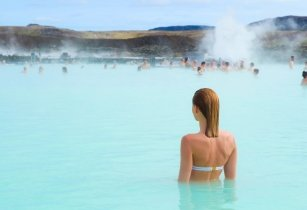 Bathing in Iceland's Blue Lagoon is top travel experience for young people in 2017