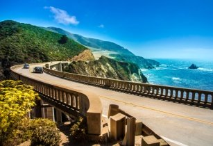 California's iconic Highway 1 reopens