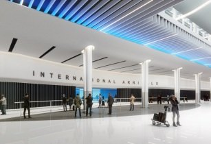 Manchester Airport marks one year of construction on £1bn transformation