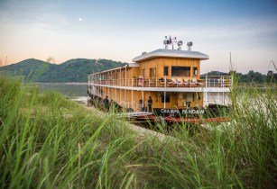 Private charter offering from Pandaw