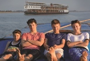 Pandaw puts families first: under-18s cruise free