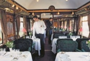 Orient Express offer from Titan