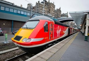 Bid for First Class upgrades with Virgin Trains