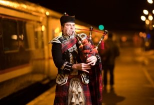 New calendar of events for Caledonian Sleeper