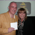 Peter Rogers from Cruise 1st won a £50 M&S voucher, courtesy of Travel Bulletin. Peter is pictured with the magazine