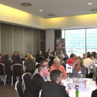 Speed networking session, Birmingham