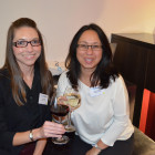 Toni Sharp and Sandra Mutter from Andara Travel