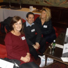 Sara Stone, Steve Jones and Vikki Coe - all Travel Counsellors.