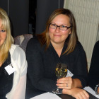 (l to r) Emma Hurst, Key Travel; Kate Compton, Key Travel; Gemma Hewitt, Key Travel