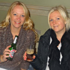(l to r) Sarah Lake, Heritage Resorts; Kirsty Rodney, Admiral Travel
