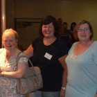 Carol Warburton (Travel Counsellors), Julie Doran (Worldwide Dream Villas and Holidays) Ann Barber (Travel Counsellors)