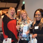 Susan Watt ( Cartwright Travel ), Karen Williams and Theresa Chindoo-Roy ( both Travel Counsellors )