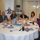 Elimor Howell ( Celtic Travel ), Allan Howells ( Celtic Travel ), Tracey Quirk ( Birmingham Airport ), Alex Williams & Vanessa Young ( Blue Skies Travel ), Jade Evans and Karen Reyes ( La Vida Travel )